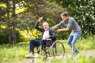 Grandparent's need your care this month