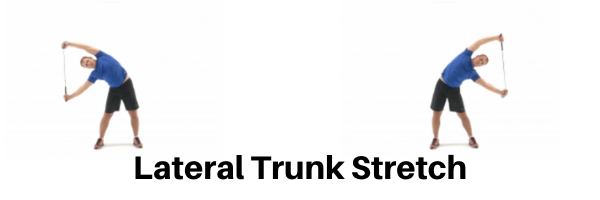 Lateral Truck Stretch