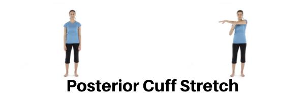 Posterior Cuff Stretch